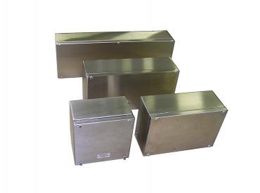 SKX Serisi Paslanmaz Çelik Kutular
